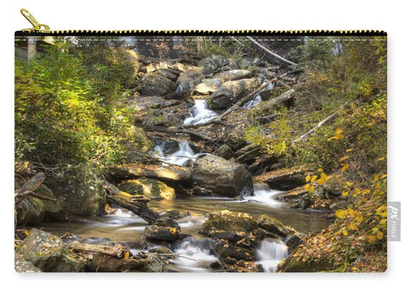 Ana Ruby Falls In Autumn Carry-all Pouch