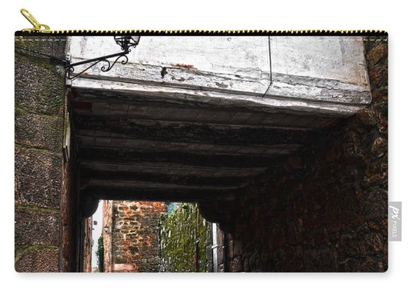 Ancient Alley In Tui Carry-all Pouch