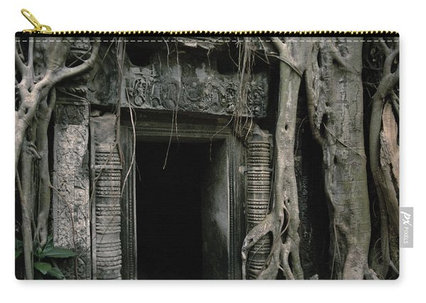 Ancient Angkor Carry-all Pouch