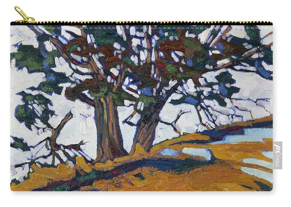 Ancient Red Cedars Carry-all Pouch