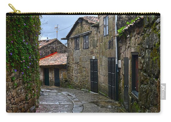Ancient Street In Tui Carry-all Pouch