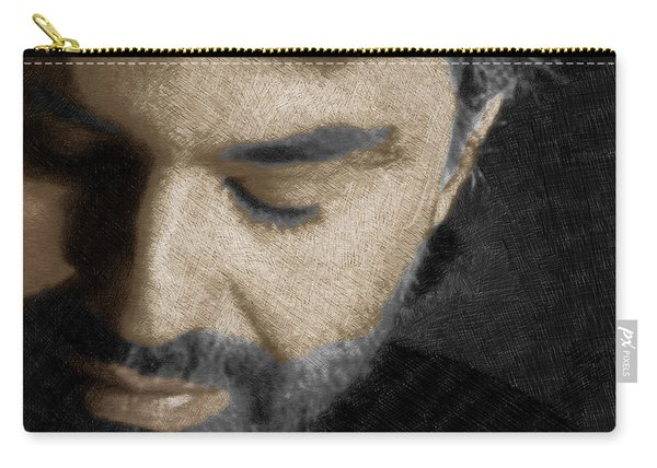 Andrea Bocelli And Square Carry-all Pouch