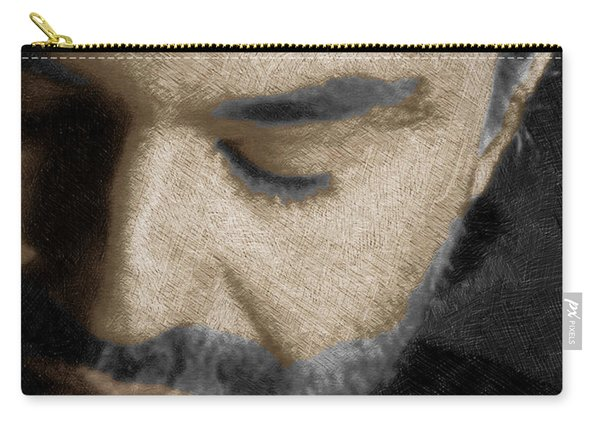 Andrea Bocelli And Vertical Carry-all Pouch