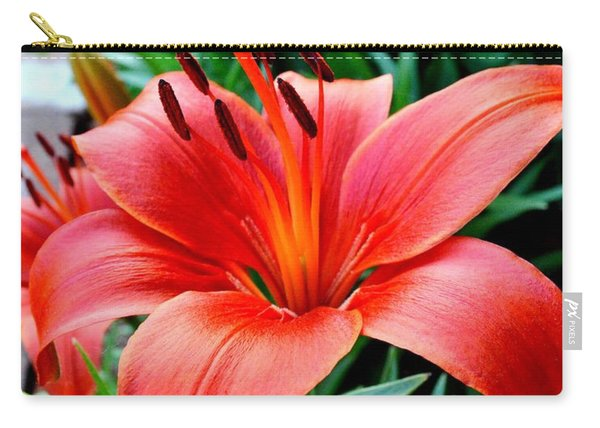 Andrea's Lily Carry-all Pouch