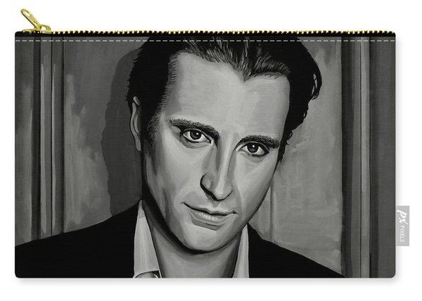 Andy Garcia Carry-all Pouch