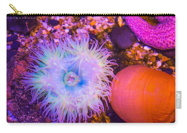 Anemone And Friends Carry-all Pouch