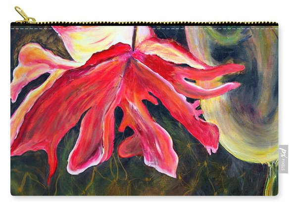 Anemone Me Carry-all Pouch