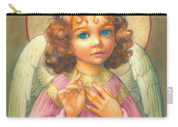 Angel Child Carry-all Pouch