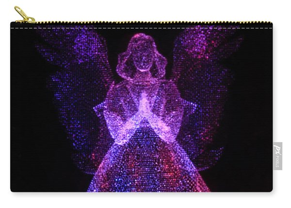 Angel Dots Carry-all Pouch