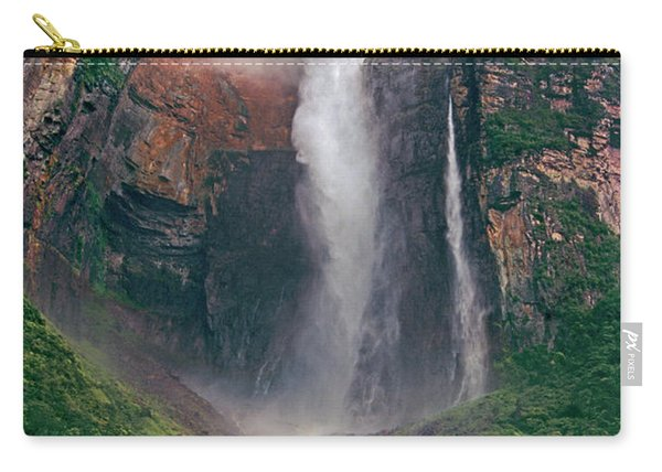 Angel Falls In Venezuela Carry-all Pouch
