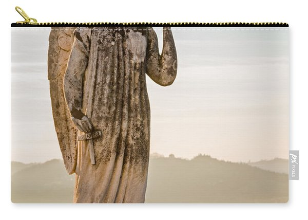Angel Glow Carry-all Pouch