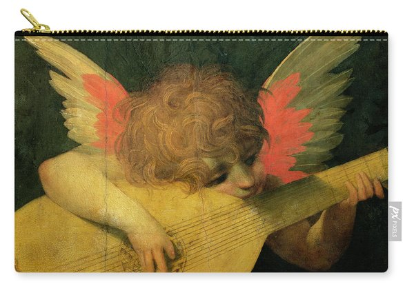 Angel Musician Carry-all Pouch