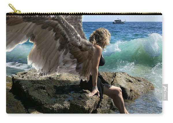 Angels- I'm Watching Over You Carry-all Pouch