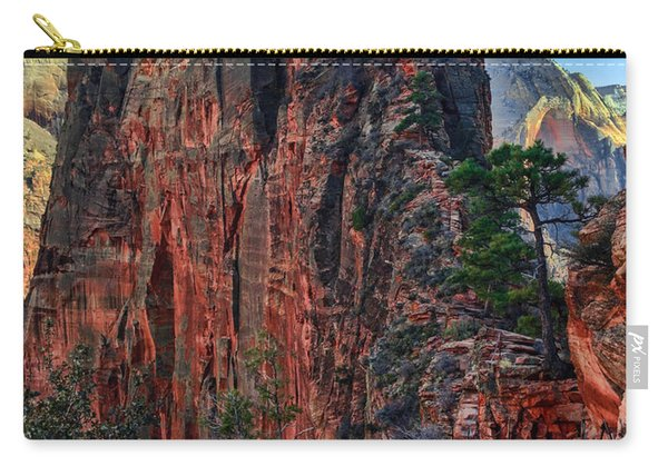 Angel's Landing Carry-all Pouch