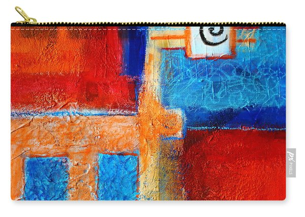 Animal Art Carry-all Pouch