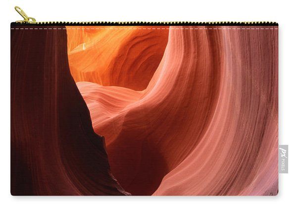 Antelope Drapes Carry-all Pouch