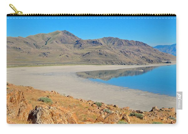 Antelope Island Carry-all Pouch