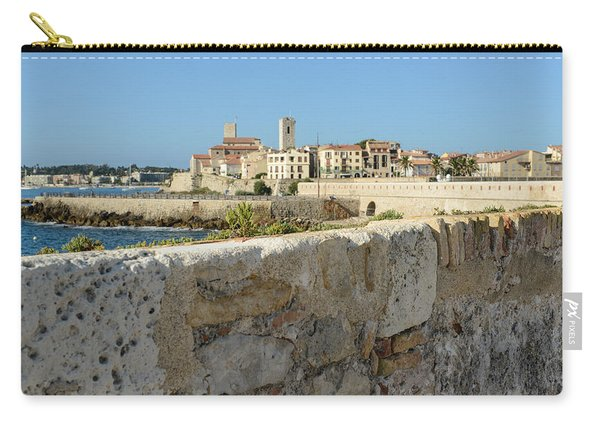 Antibes France Carry-all Pouch