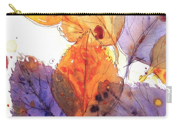 Anticipating Autumn Carry-all Pouch