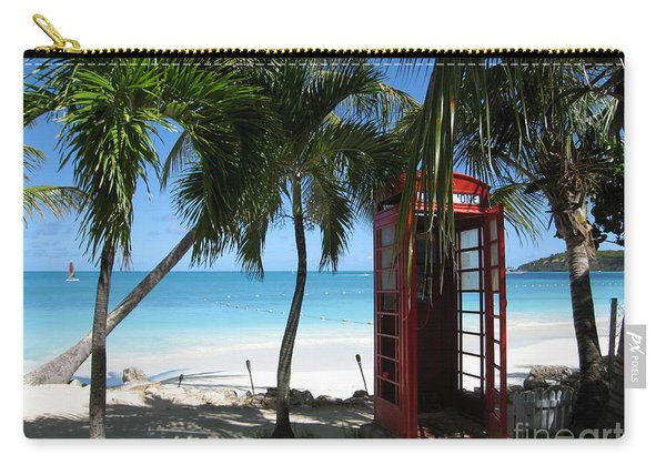 Antigua - Phone Booth Carry-all Pouch