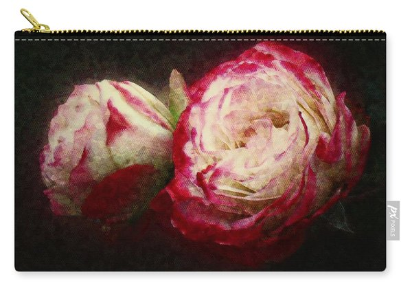 Antique Romance Carry-all Pouch