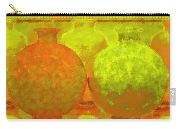 Antique Vases Carry-all Pouch