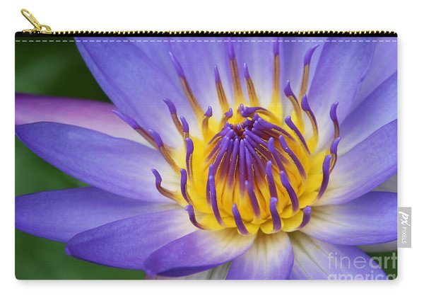 Ao Lani Heavenly Light  Nymphaea Nouchali Carry-all Pouch