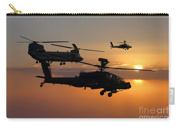 Apache Escort  Carry-all Pouch