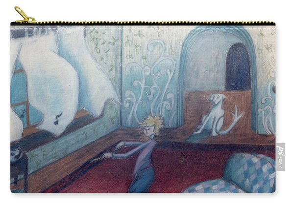 Apollinaire's First Symphony Carry-all Pouch