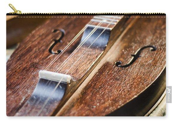 Appalachian Dulcimer Carry-all Pouch