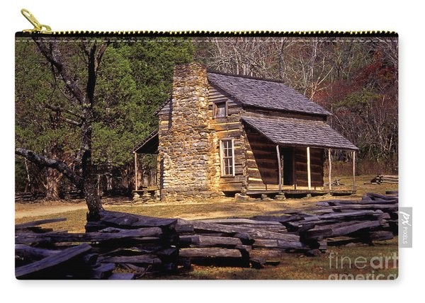 Appalachian Homestead Carry-all Pouch