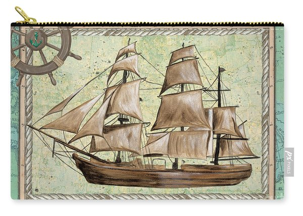 Aqua Maritime 1 Carry-all Pouch