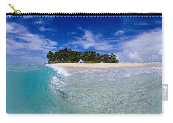 Aqua Peel Carry-all Pouch