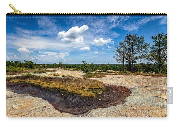 Arabia Mountain Preserve Carry-all Pouch