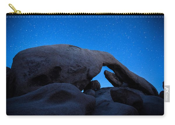 Arch Rock Starry Night 2 Carry-all Pouch