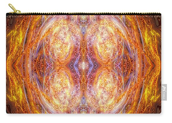 Archangel Uriel Carry-all Pouch