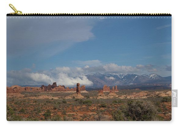Arches National Monument Utah Carry-all Pouch