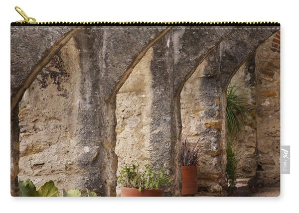 Arches Of San Jose Carry-all Pouch