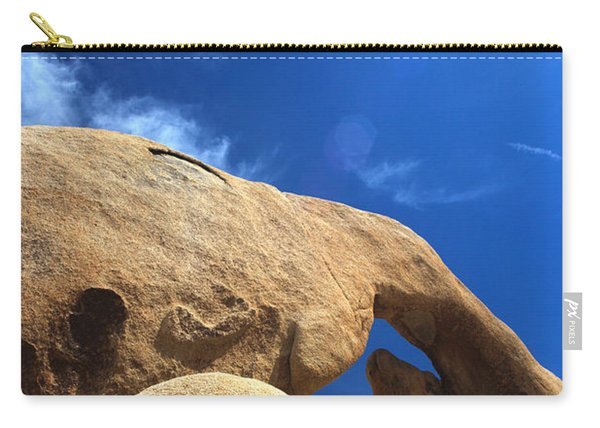 Arching So Elegantly Carry-all Pouch