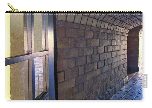 Archway In Mission Inn Riverside Carry-all Pouch