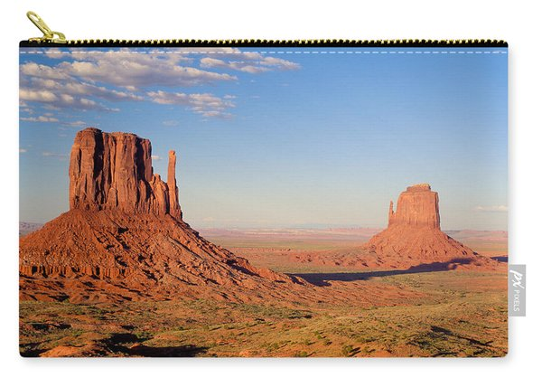 Arizona Monument Valley Carry-all Pouch