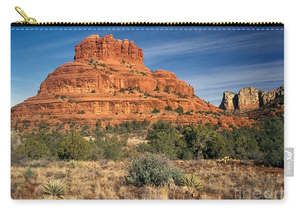 Arizona Sedona Bell Rock  Carry-all Pouch