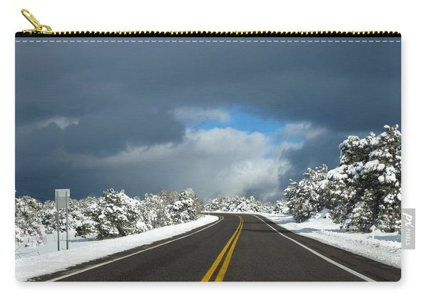 Arizona Snow 1 Carry-all Pouch