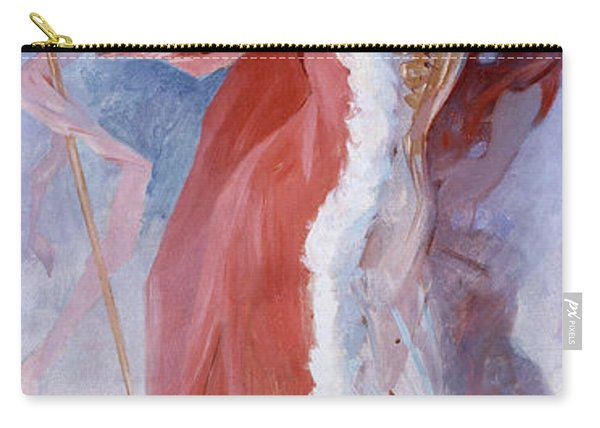 Arlette Dorgere Carry-all Pouch