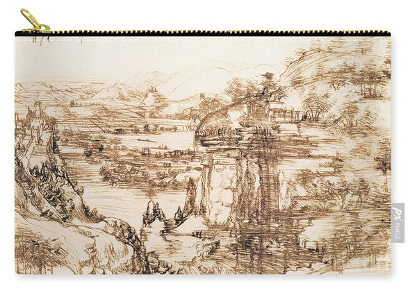 Arno Landscape Carry-all Pouch