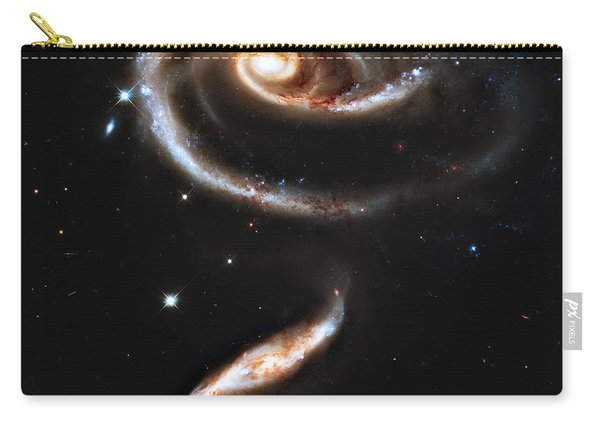 Arp 273 Rose Galaxies Carry-all Pouch