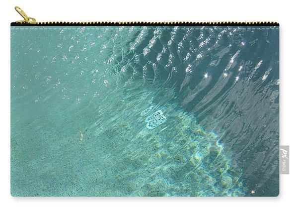 Art Homage David Hockney Swimming Pool Arizona City Arizona 2005 Carry-all Pouch