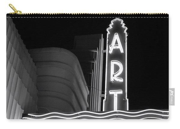 Art Theatre Long Beach Denise Dube Carry-all Pouch
