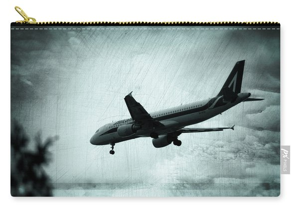 Artistic Alitalia Carry-all Pouch