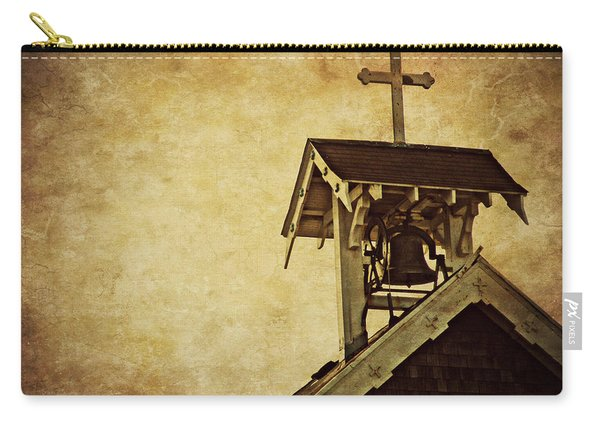 As The Bell Tolls  Carry-all Pouch